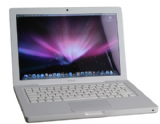 "Refurbished White Apple MacBook - 13.3"" - Core 2 Duo 2.13 GHz - 2 GB Ram MC240B/A"